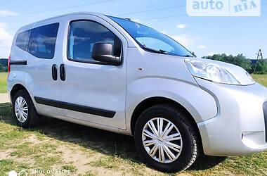 Минивэн Fiat Qubo пасс. 2015 в Калуше