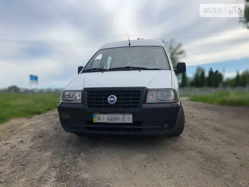 Fiat Scudo груз.-пасс. 2004 в Ставище