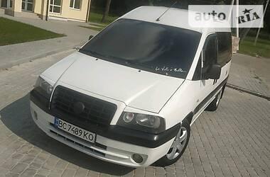 Fiat Scudo груз.-пасс. 2006 в Львове