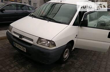 Fiat Scudo груз.-пасс. 2002 в Хмельницком
