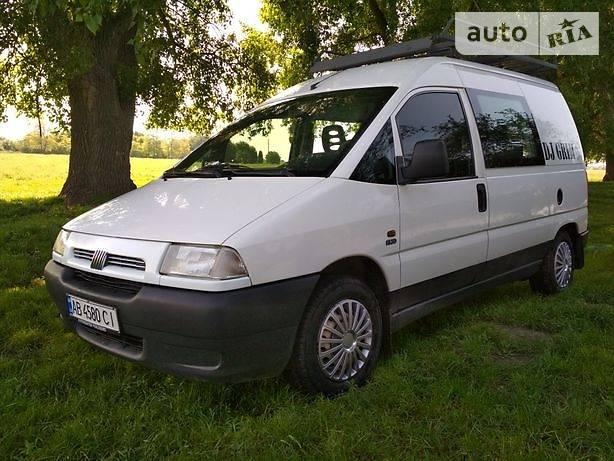 Fiat Scudo груз. 2000 в Бершади