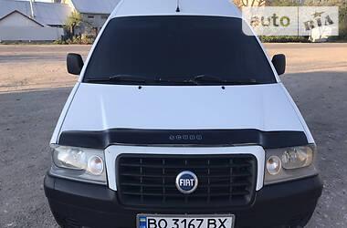 Fiat Scudo груз. 2005 в Подволочиске