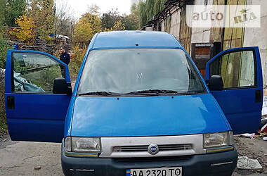 Fiat Scudo груз. 2003 в Киеве