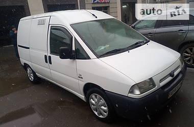 Fiat Scudo груз. 2001 в Виннице