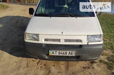 Fiat Scudo груз. 1999 в Тлумаче