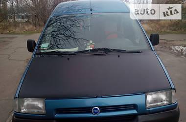 Fiat Scudo пасс. 1999 в Бердянске