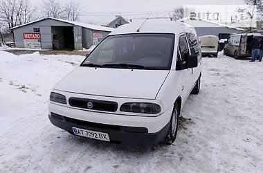 Fiat Scudo пасс. Maxi 2003
