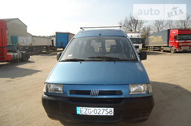 Fiat Scudo пасс. 1998 в Львове