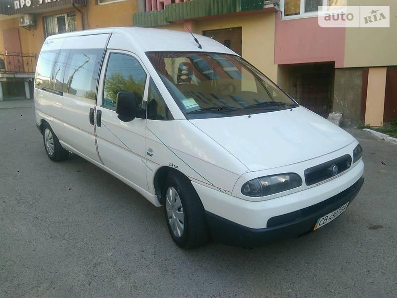 Fiat Scudo пасс. 2003 в Ровно