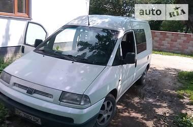 Fiat Scudo пасс. 1996 в Болехове