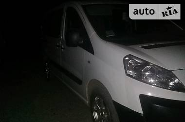 Fiat Scudo пасс. 2008 в Виноградове
