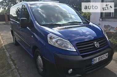 Fiat Scudo пасс. 2008 в Полтаве