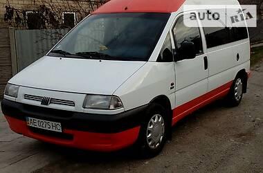 Fiat Scudo пасс. 1998 в Каменском