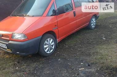 Fiat Scudo пасс. 2000 в Ивано-Франковске