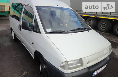 Fiat Scudo пасс. 1999 в Ровно