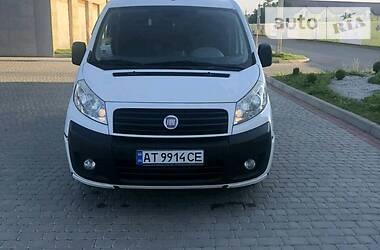 Fiat Scudo пасс. 2008 в Ивано-Франковске