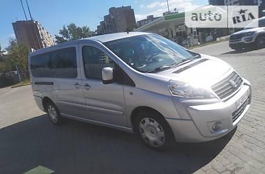 Fiat Scudo пасс. 2010 в Ивано-Франковске