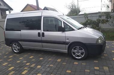 Fiat Scudo пасс. 2006 в Коломые