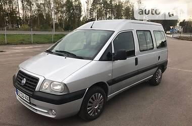 Fiat Scudo пасс. 2006 в Ковеле