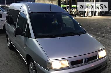 Fiat Scudo пасс. 2003 в Черновцах