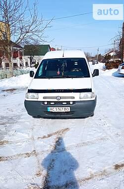 Fiat Scudo пасс. 2001 в Ковелі