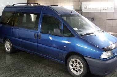 Fiat Scudo пасс. 1998 в Чернівцях