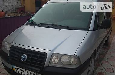 Fiat Scudo пасс. 2005 в Тернополі