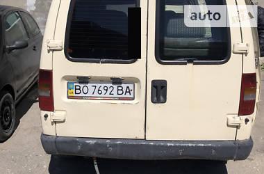 Минивэн Fiat Scudo пасс. 1998 в Тернополе