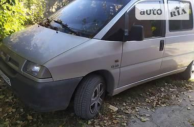 Минивэн Fiat Scudo пасс. 2000 в Смеле