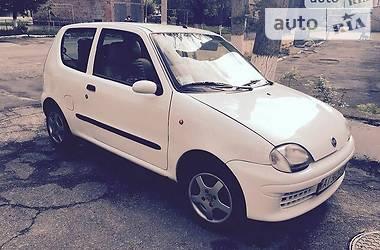 Fiat Seicento 2000 в Вишневому