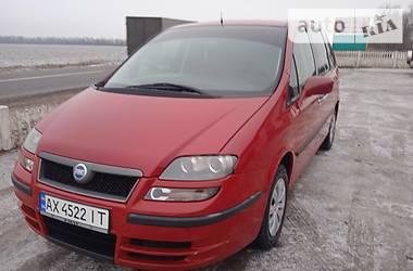 Fiat Ulysse 2004 в Чугуєві