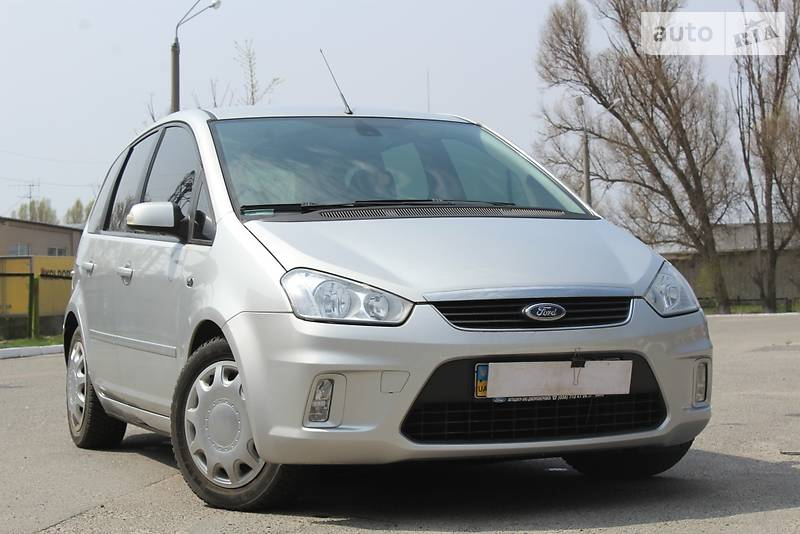 Ford C-Max 2007 года