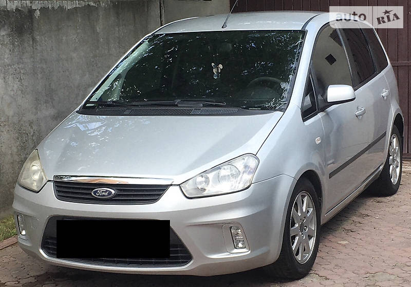 Мінівен Ford C-Max 2008 в Львові