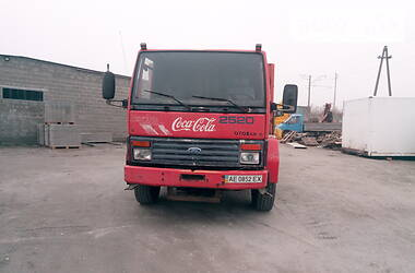 Ford Cargo 1996 в Днепре
