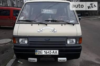 Ford Econovan  1989