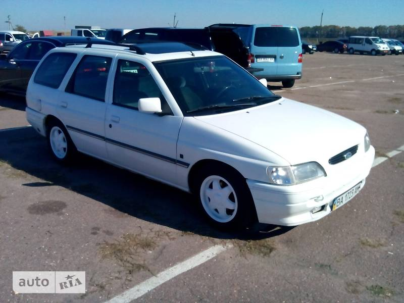Ford Escort 1993 в Кропивницком