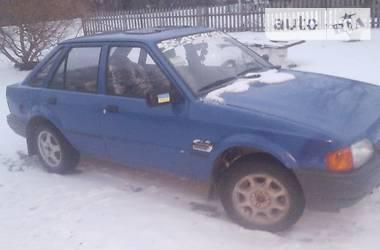 Ford Escort 1988 в Луцке