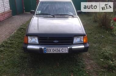 Ford Escort 1987 в Полонном