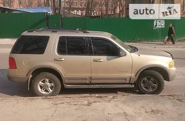 Ford Explorer XLT 2002