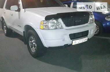 Ford Explorer 2002 в Киеве