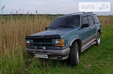 Ford Explorer 1992 в Дубровице