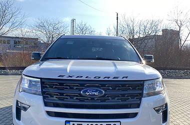 Ford Explorer 2017 в Ивано-Франковске
