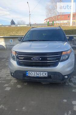 Ford Explorer 2015 в Тернополе