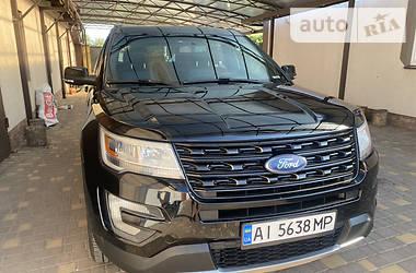 Позашляховик / Кросовер Ford Explorer 2015 в Києві
