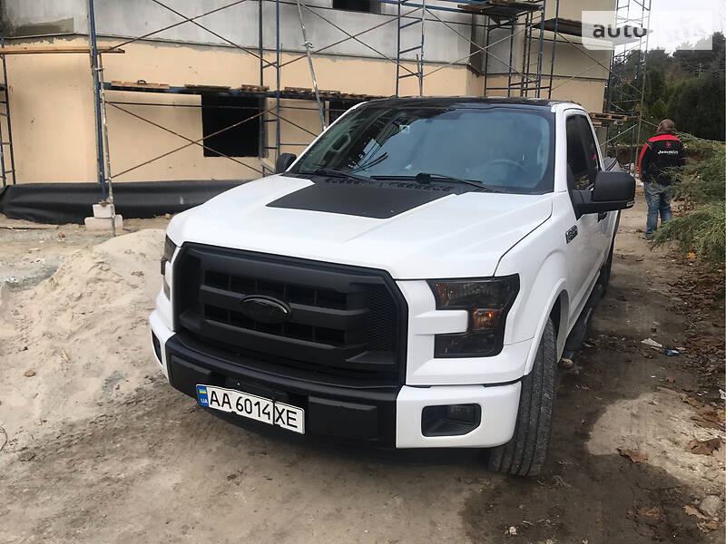 Ford F-150 2016 в Києві