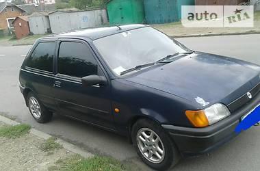 Ford Fiesta 1996 в Львове
