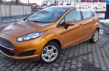 Ford Fiesta 2016 в Ужгороде