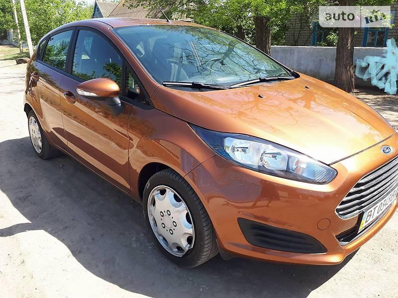 Ford Fiesta 2013 в Великой Лепетихе