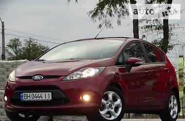 Ford Fiesta 2011 в Одессе