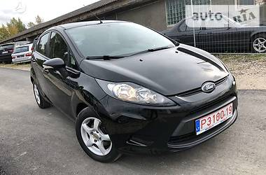 Ford Fiesta 2011 в Львові